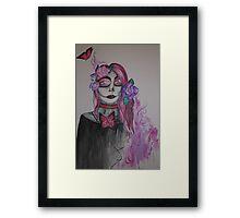 The Living Dead  Framed Print