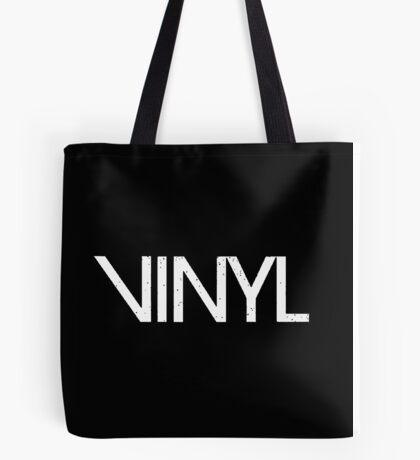 Vinyl TV show Tote Bag