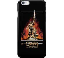 Conan The Barbarian iPhone Case/Skin