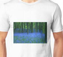 Bluebell, wood. Unisex T-Shirt