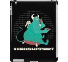 Techsupport iPad Case/Skin