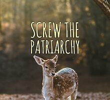 Does Against the Patriarchy by xanaduriffic