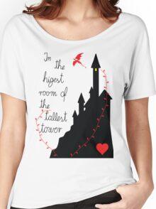 Highest tower Women's Relaxed Fit T-Shirt