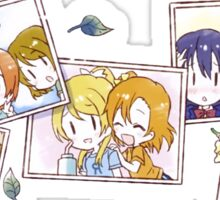 Love live! school idol diary Sticker