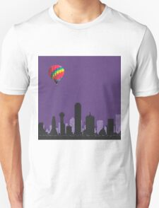 Coldplay Dallas Duvet T-Shirt