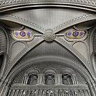 Penrhyn castle-Ceiling   by jasminewang