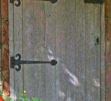 *The Secret Doorway* Sticker