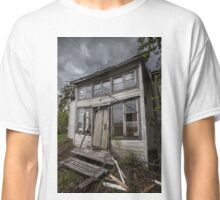 Abandoned Village Chief´s House Classic T-Shirt