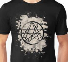 Necronomicon bleached Unisex T-Shirt