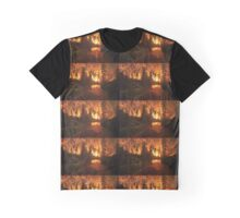 Fire Deers Graphic T-Shirt