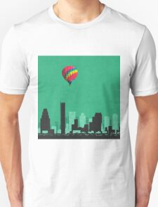 Coldplay Boston Duvet T-Shirt