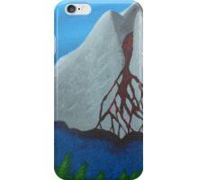 Lake of the Bleeding Mountain iPhone Case/Skin