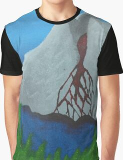 Lake of the Bleeding Mountain Graphic T-Shirt