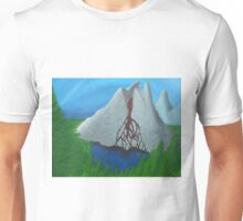 Lake of the Bleeding Mountain Unisex T-Shirt