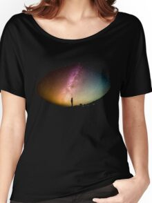 Looking to the Stars Women's Relaxed Fit T-Shirt
