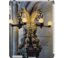 Penrhyn castle-Cross  iPad Case/Skin
