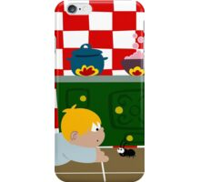Creppy-Crawly Friend iPhone Case/Skin