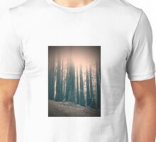 IN TO THE DARK WOODS image 1 Unisex T-Shirt