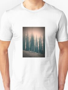 IN TO THE DARK WOODS image 1 T-Shirt