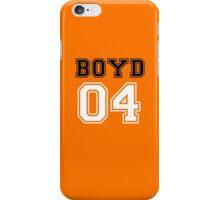 Matthew Boyd's Jersey iPhone Case/Skin