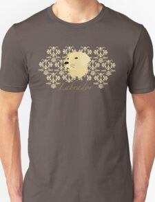 Labrador with pattern T-Shirt