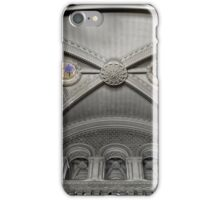 Penrhyn castle-Ceiling   iPhone Case/Skin