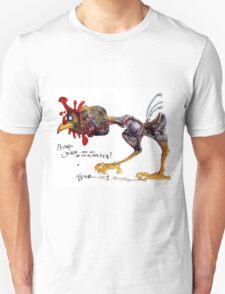 Destiny's Chicken  - Ralph Steadman T-Shirt
