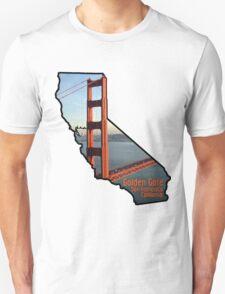 California Golden Gate T-Shirt