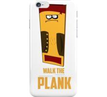 Swashbuckler Plank Merch iPhone Case/Skin