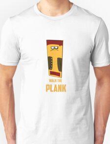 Swashbuckler Plank Merch T-Shirt