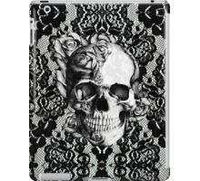 Gothic Lace skull iPad Case/Skin