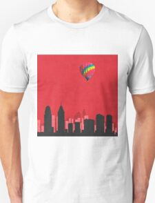 Coldplay Philadelphia Duvet T-Shirt