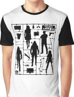 Team Arrow: Saving Your City Graphic T-Shirt