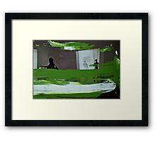 Field Trip Framed Print