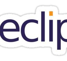 Eclipse (TM) Logo Sticker