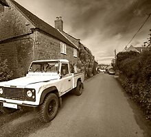 Dorset Defender  by Rob Hawkins