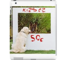 The kissing booth iPad Case/Skin