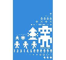 Robotron Photographic Print