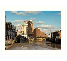 Hull Art Print