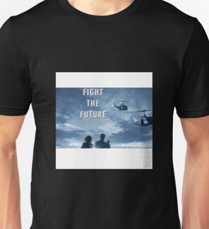 X Files - Fight The Future Unisex T-Shirt