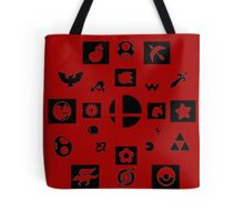Smash Bros Tote Bag