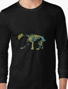 saber toothed tiger Long Sleeve T-Shirt