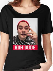 Suh Dude Women's Relaxed Fit T-Shirt