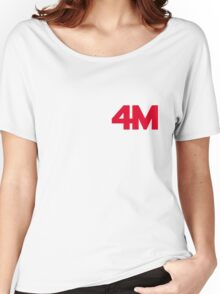4minute - Hate Women's Relaxed Fit T-Shirt