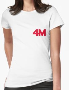 4minute - Hate Womens Fitted T-Shirt