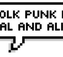 Folk Punk Is Real And Alive by LiteralVantas