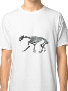 saber toothed cat Classic T-Shirt