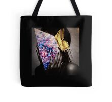 """Butterfly Girl""  Tote Bag"