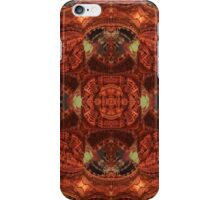 Five Way Temples iPhone Case/Skin