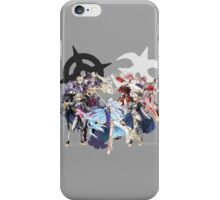 Fire Emblem Fates - Hoshido & Nohr Royalty iPhone Case/Skin